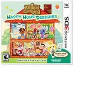 Nintendo New 3DS XL + Animal Crossing Happy Home Designer