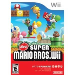 Nintendo new super mario bros wii