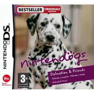 Nintendo Nintendogs Dalmatian & Friends