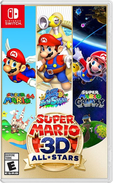 Nintendo Super Mario 3D All-Stars Switch