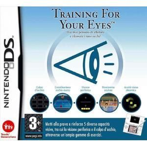 Nintendo Training For Your Eyes
