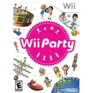 Nintendo Wii Party
