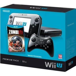 Nintendo wii u 32 gb zombiu premium pack