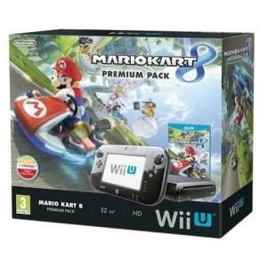 Nintendo Wii U 32 GB Mario Kart 8 Premium Pack