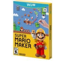 Nintendo wii u super mario maker 300x300