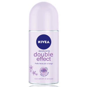 Nivea Double Effect Deodorante Roll-on