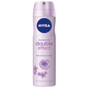 Nivea Double Effect Deodorante Spray