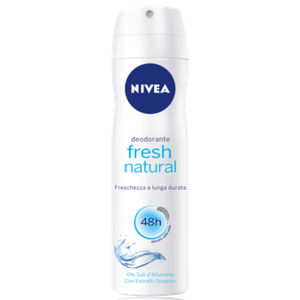 Nivea Fresh Natural Deodorante Spray