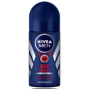 Nivea Men Dry Impact Plus Deodorante Roll-on
