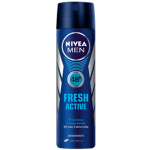 Nivea Men Fresh Active Deodorante Spray
