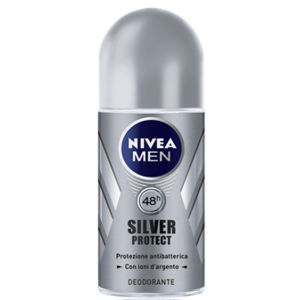 Nivea Men Silver Protect Deodorante Roll-on