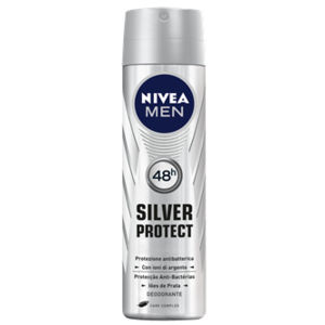 Nivea Men Silver Protect Deodorante Spray