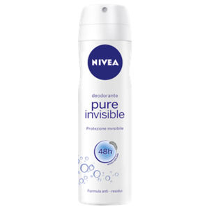 Nivea Pure Invisible Deodorante Spray