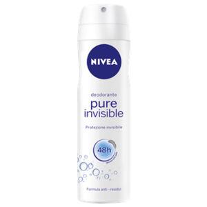 Nivea Pure Invisible Deodorante Spray