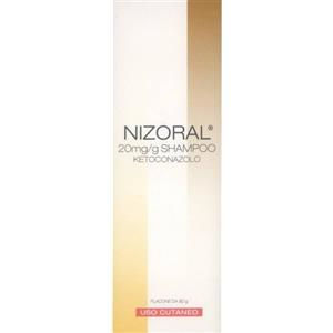 Johnson & Johnson Nizoral shampoo 20mg/g 100g