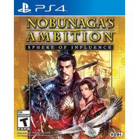Koei Tecmo Nobunaga's Ambition: Sphere of Influence
