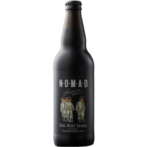 Nomad Brewing Company Choc-Wort Orange