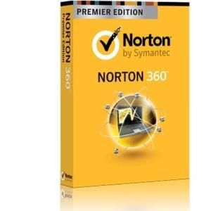 Norton 360 2013 Premier Edition (Upgrade)