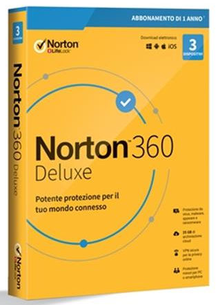 Norton 360 Deluxe 2020