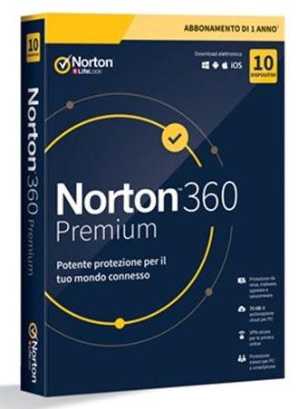 Norton 360 Premium 2020