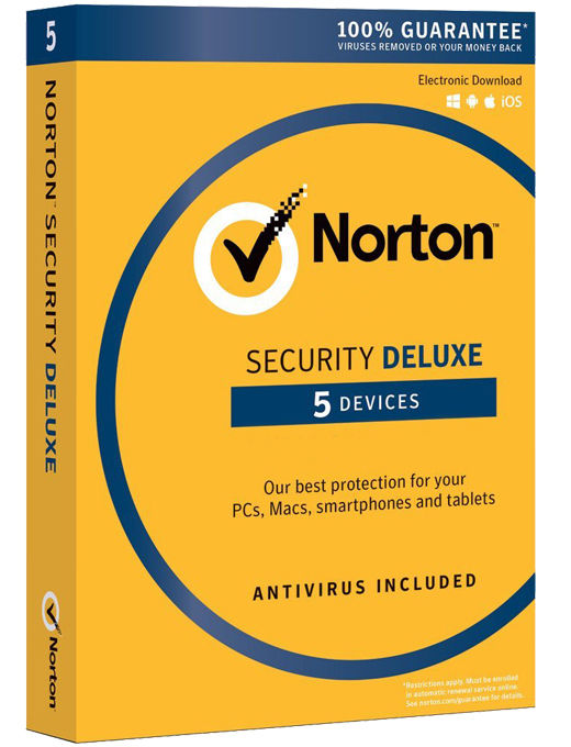 Norton Security Deluxe 3