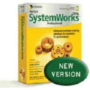 Norton SystemWorks 2005 (Upgrade)
