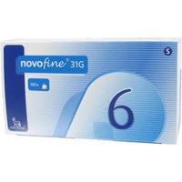 Novo Nordisk Novofine Aghi Insulina 31G 6mm 100pezzi