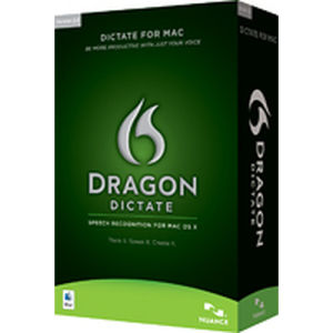 Nuance Dragon Dictate 2