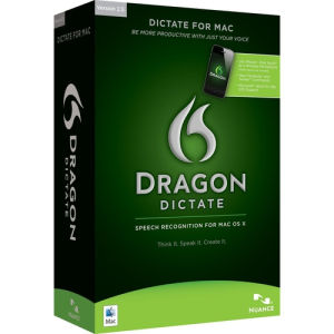 Nuance Dragon Dictate 2.5