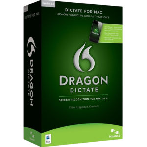 Nuance Dragon Dictate 2.5 (Upgrade)