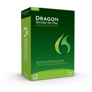 Nuance Dragon Dictate for Mac 3 (Upgrade)