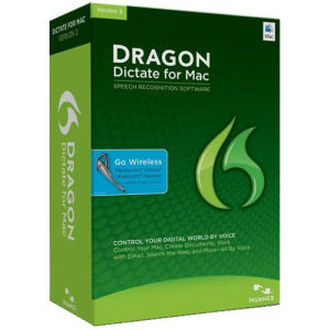 Nuance Dragon Dictate for Mac Wireless 3