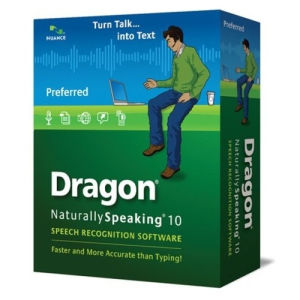 Nuance Dragon NaturallySpeaking 10 Preferred