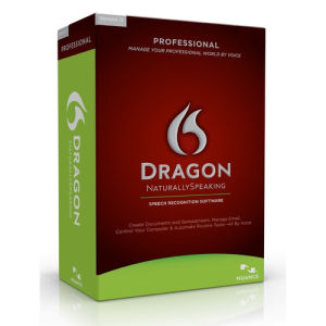 Nuance Dragon NaturallySpeaking 11.5 Professional