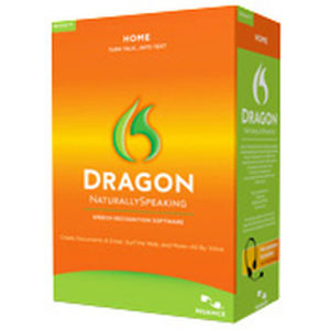Nuance Dragon NaturallySpeaking 11 Home