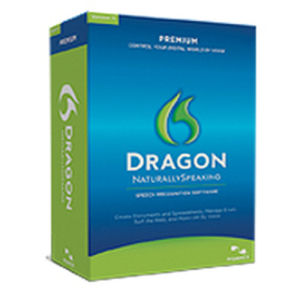 Nuance Dragon NaturallySpeaking 11 Premium