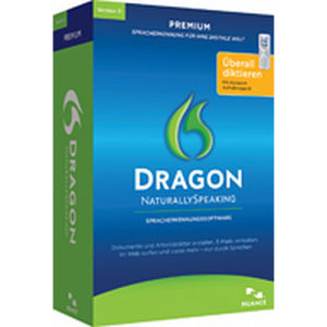 Nuance Dragon NaturallySpeaking 11 Premium Mobile