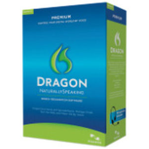 Nuance Dragon NaturallySpeaking 11 Premium (Upgrade)