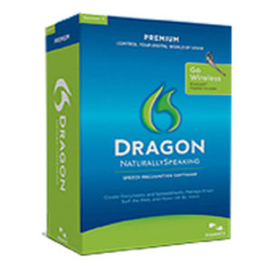 Nuance Dragon NaturallySpeaking 11 Premium Wireless