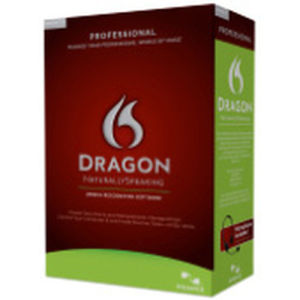Nuance Dragon NaturallySpeaking 11 Professional (Upgrade)