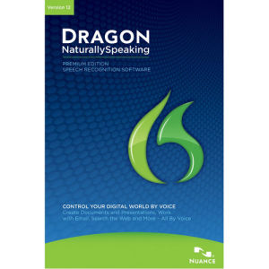 Nuance Dragon NaturallySpeaking 12 Premium (Upgrade)