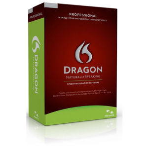 Nuance Dragon NaturallySpeaking 12 Professional
