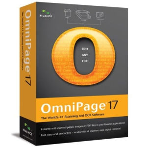 Nuance OmniPage 17