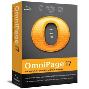 Nuance OmniPage Standard 17