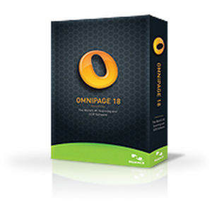 Nuance OmniPage Standard 18