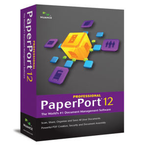 Nuance PaperPort Professional 12