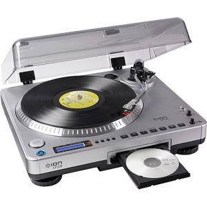 Numark ion audio lp 2 cd