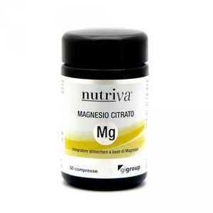 Nutriva Magnesio Citrato