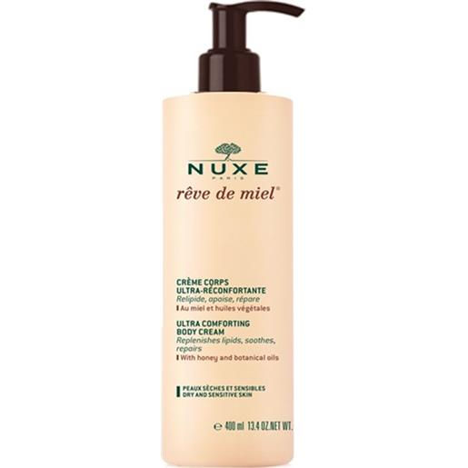 Nuxe Reve De Miel Crema Corpo Ultra-Reconfortante 48H 400ml