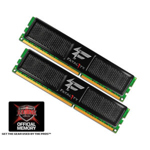 OCZ Fatal1ty Dual Channel Kit OCZ3F13334GK